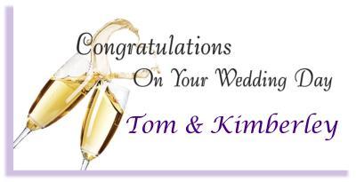 Wedding T & K